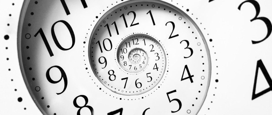 What's your time? Is it warped, crunched, or relative?