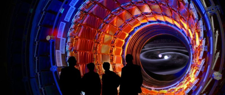In Search of Nothingness: from Higgs Bosons to Gravitational Waves