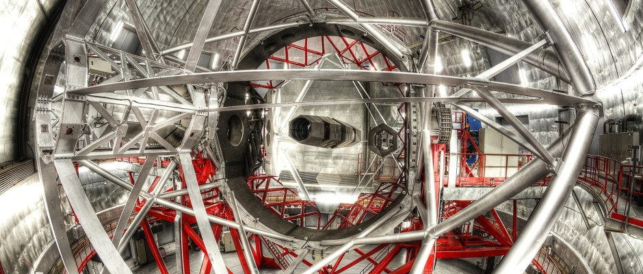 Our eyes in the skies: How telescopes help us place ourselves in the Universe